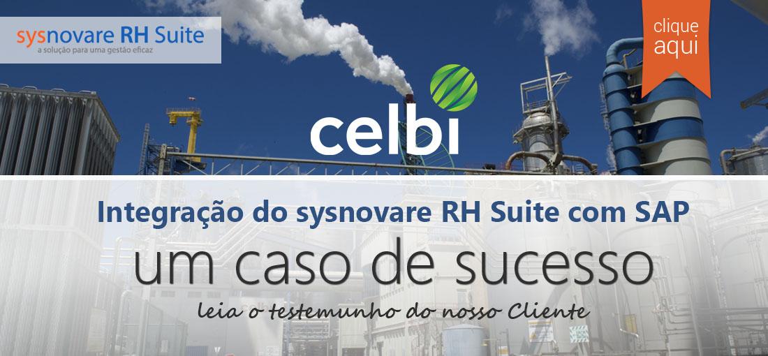 Integração do sysnovare RH Suite com SAP